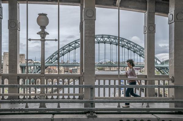 Tyne Crossings by KatyJ