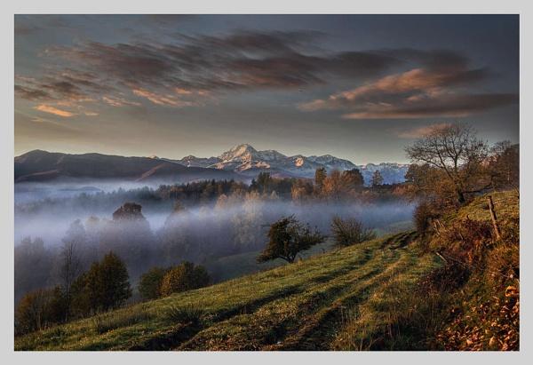 French Dawn by Escaladieu