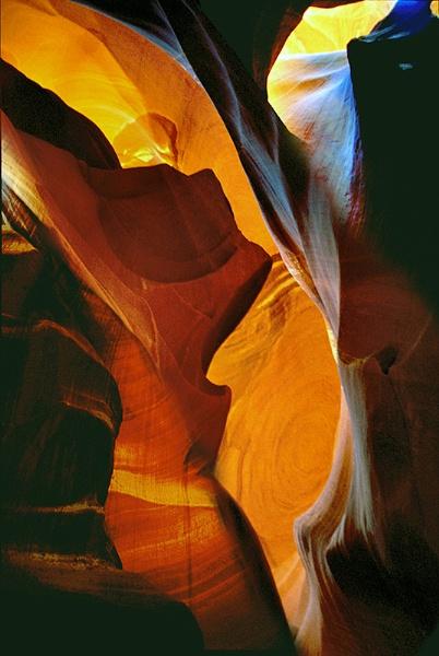 Antelope Canyon by SteveMcHale