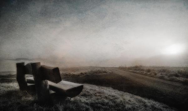 Sunrise bench by mlseawell
