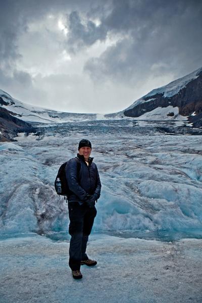 Athabasca Glacier by ComfortablyNumb