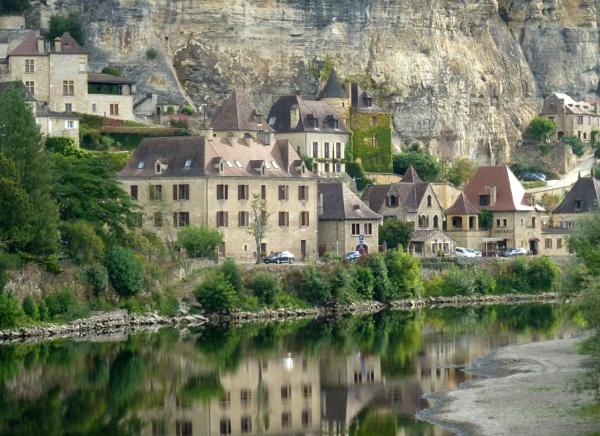 French village by JuBarney