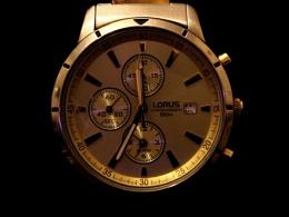 A broken watch