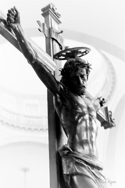 Gesù, Church San Giorgio Maggiore, by deshkapur