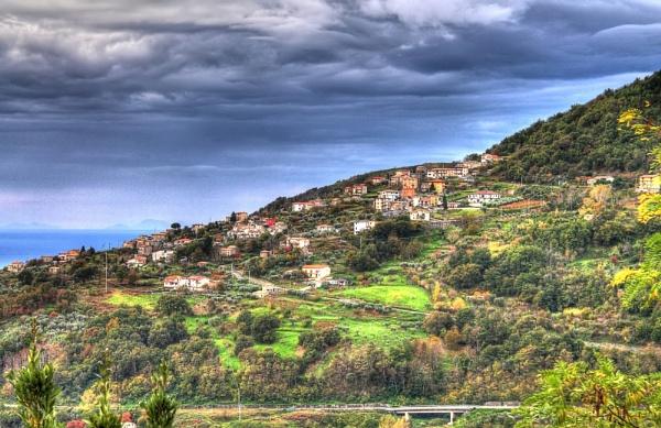 "Landscape on \""greci\"" - Lago (CS) by yoctox"