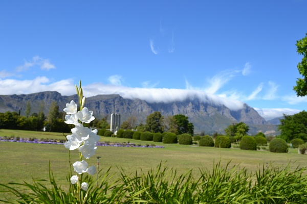Franschhoek valley by MourneGerry