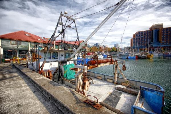 Hobart Harbour 2 by sylwia_sylwia