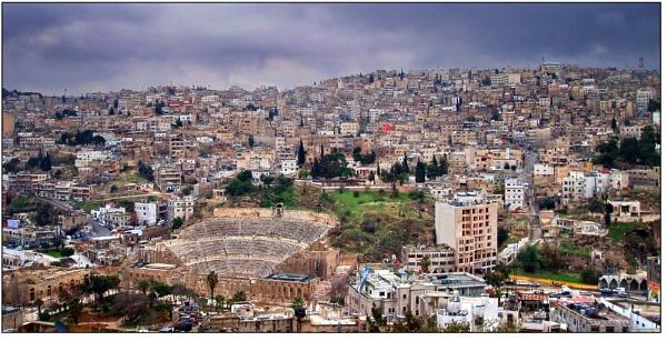Amman Jordan by flupitt