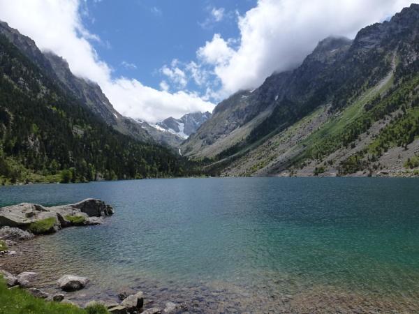 Lac de Gaube by Meheecho
