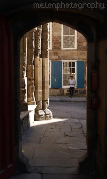 Archway by m3talprincess