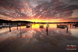 Davistown Sunset
