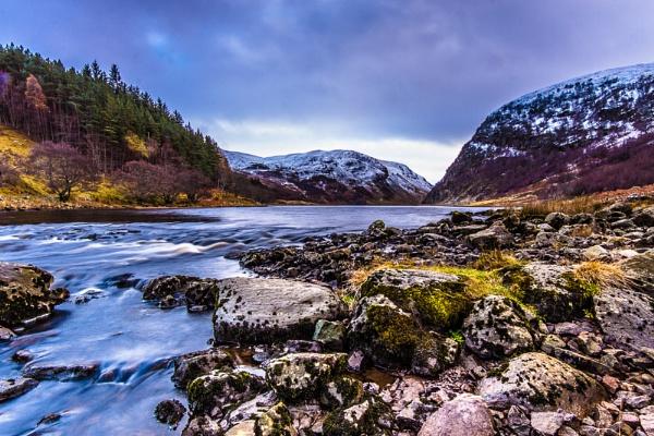 Loch Killin by John_Frid