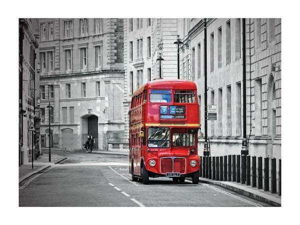 Old London by hawk