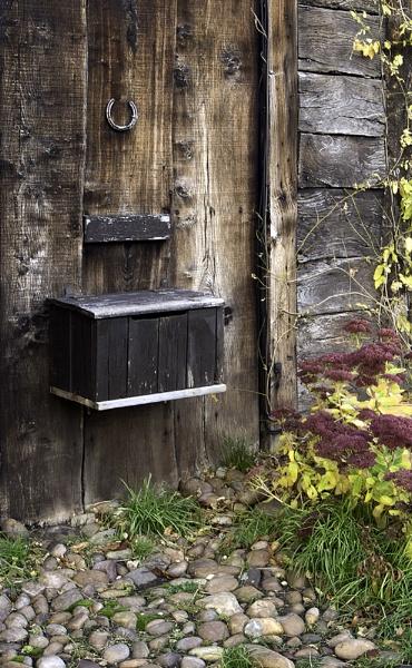 Lucky Post Box by SandraKay