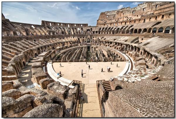 Colosseum by TrevBatWCC