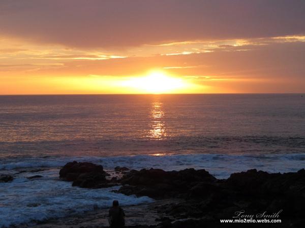 Lanzarote Sunset by mio2mio