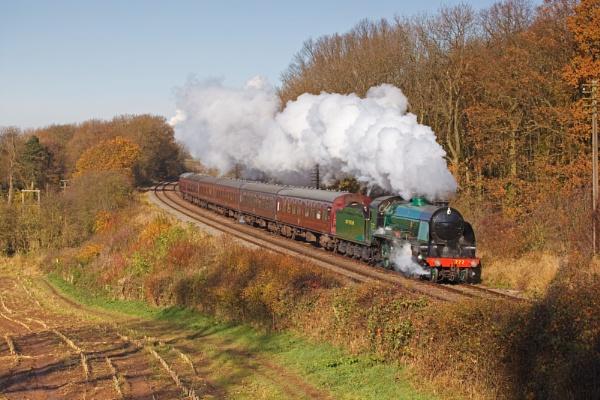 Autumn Steam by Captainkez
