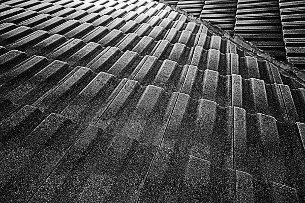 Frosty roof by SteveMcHale