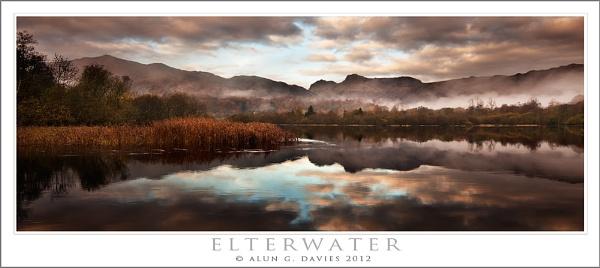 A Drop of Elterwater by Tynnwrlluniau