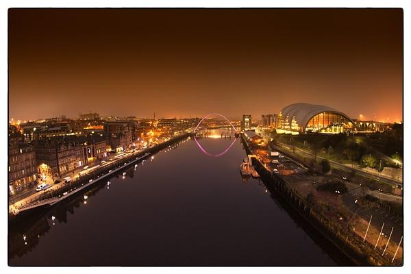 The Tyne by JohnRShort