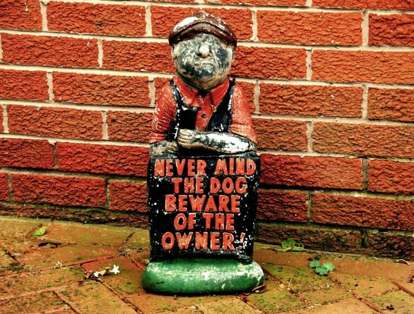 Beware! by Chinga