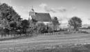 Bonnington Church CLose up by gavrelle