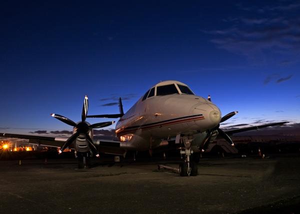 Jet Stream Aircraft by cfreeman