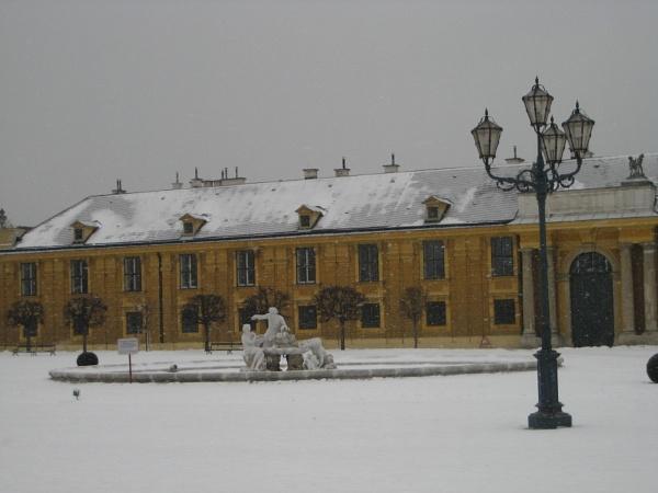 Schonbrunn Palace grounds. Vienna. by Gary66