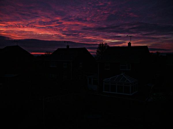 Sunrise by MidnightMaya