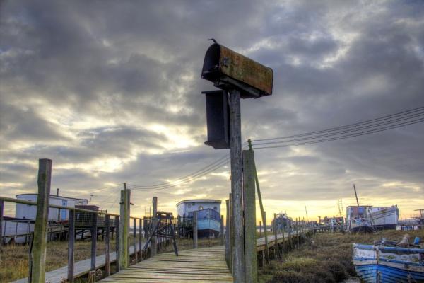 Post box by hi14ry