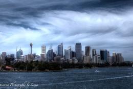 Wild Skies Over Sydney