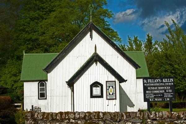 Tin Church by KenTaylor