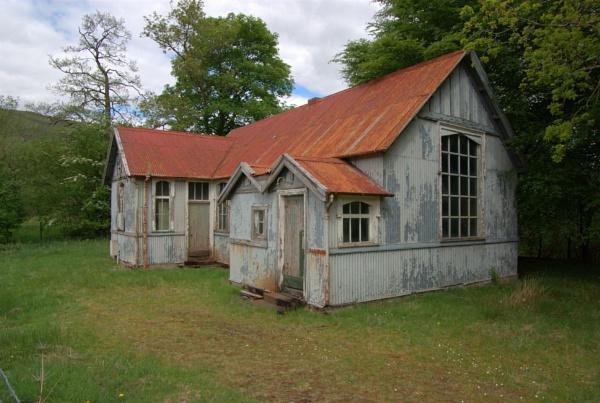 Tin Worship Remains by KenTaylor