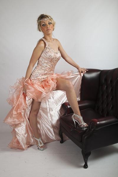 zoe in prom dress by paulnemo