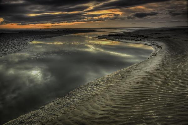 Sunset by chrispo