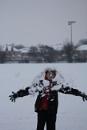 Catching a humungous Snowflake