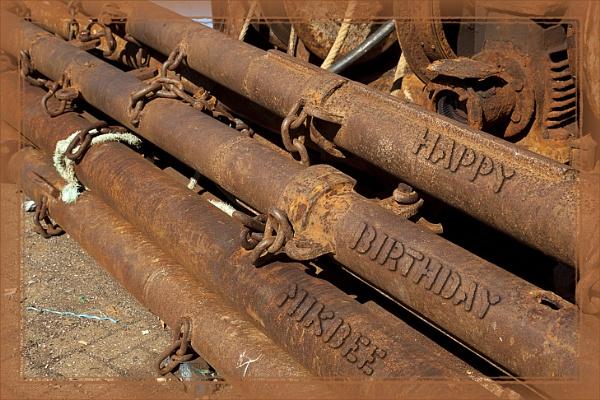 Mikbee\'s Birthday Rust by LynneJoyce