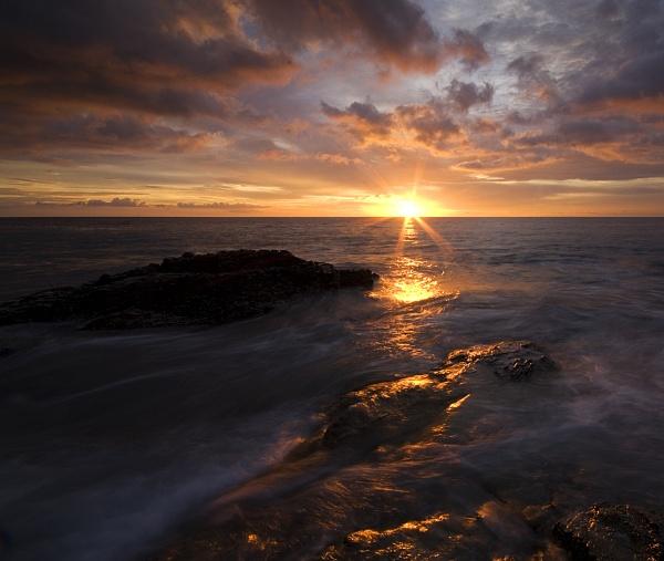 Thailand Sunset by philsmed