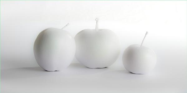 Apple white by Dixxipix