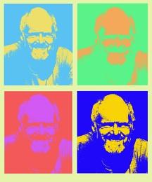 Me ala Warhol.