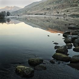 Early Morning, Snowdonia