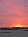 Sunrise of sunrises!