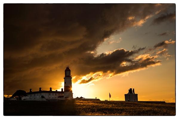 Souter Sunset by JohnRShort