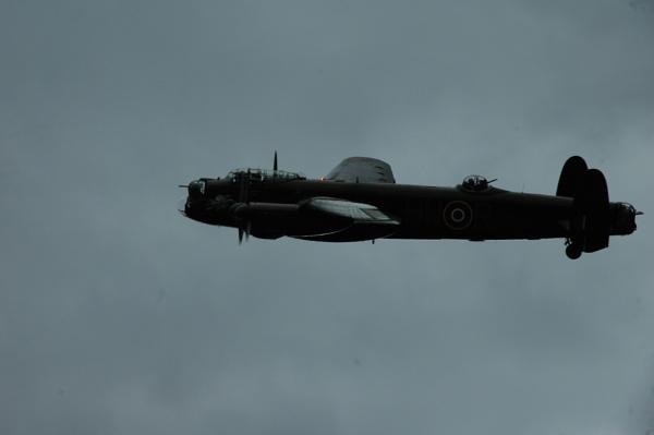 BBMF at RAF Marham 9Squadron association day by Cyclone