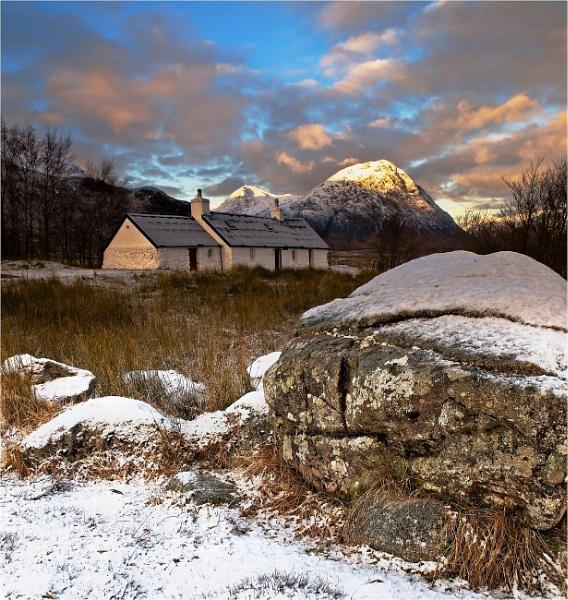 Blackrock in Winter by bill33