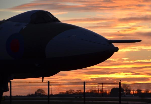 Vulcan by sunset by Bryan_Marshall