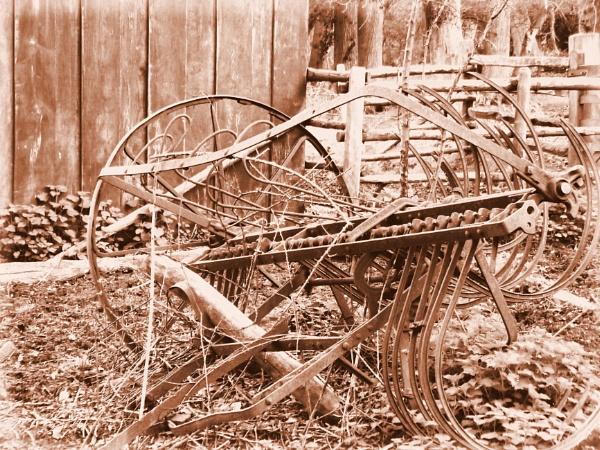 Forgotten Farming