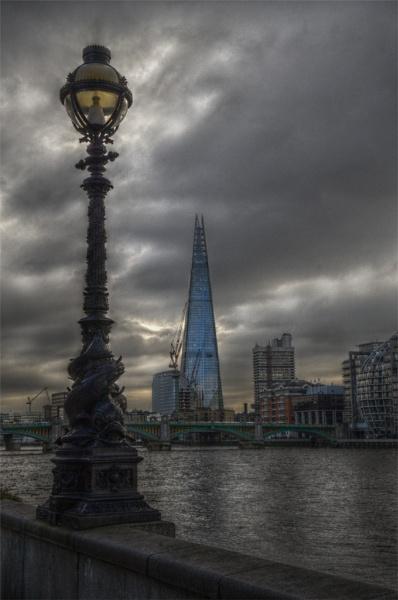 London Shard by carper123