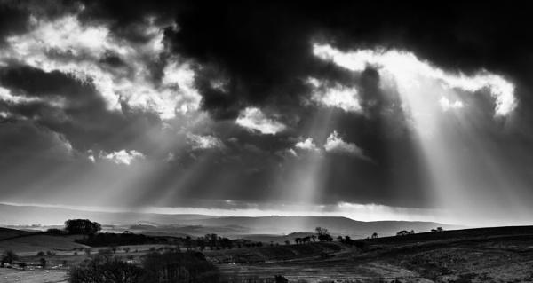 God Rays by ade_mcfade