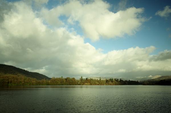On Lake Windermere by StevieRan